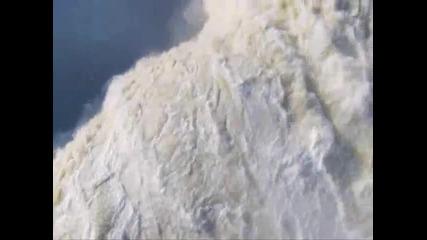 Величието на водопада Iguazu