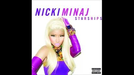 New ! Nicki Minaj - Starship ( Official Song)
