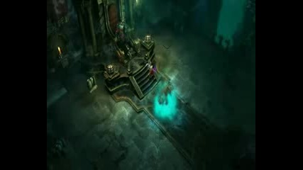 Diablo 3 Wizard gameplay high quality.flv