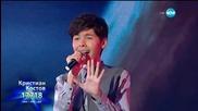 Кристиан Костов - X Factor (20.10.2015)