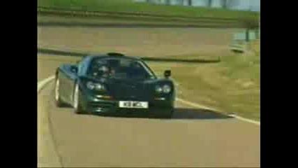 Mclaren F1 Topspeed