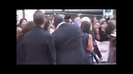 Rihanna - Пристигане на премиерата на Гадни Копелета