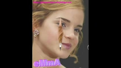 Emma Watson-50 Cent Candy Shop