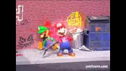 Super Mario Gta Vice City Пародия