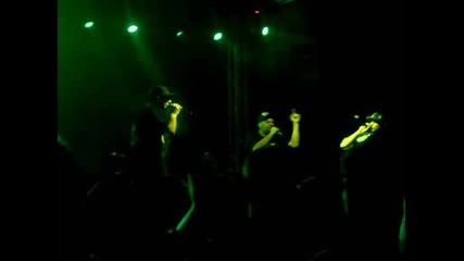 X - Team - Апостоли на рапа (live от концерта на Methodman & Redman)