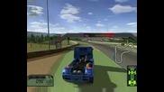 Renult Track Racing Drifting !!!