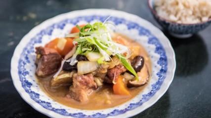Джъстин Скофийлд | Японска свинска яхния