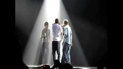 Liam Payne прави Beatbox