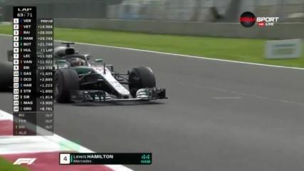 Гран при на Мексико във Формула 1 /репортаж/