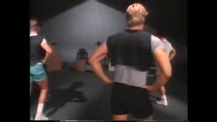 Dolph Lundgren Exercise Video - Lower Body Exercises
