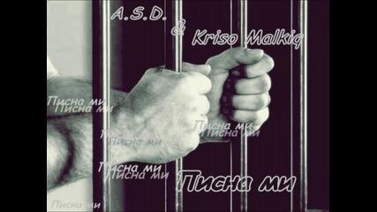 2o13 » A.s.d. & Kriso Malkiq - Писна ми