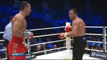 Целият мач между Пулев и Кличко