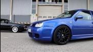 Немското си е немско - Volkswagen Golf Mk4 R32 & Corrado Turbo