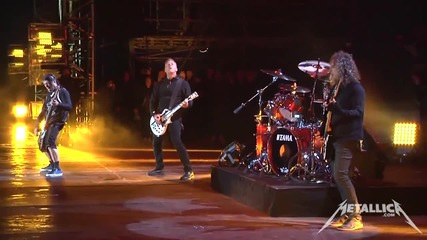 Metallica - The Frayed Ends Of Sanity - Sonisphere Helsinki 2014