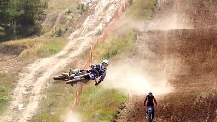 Янко Ташев - мотокрос шампион на България в Mx2