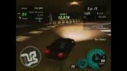 d3ahata напуква 1 Subaru Impreza Sti на Drift
