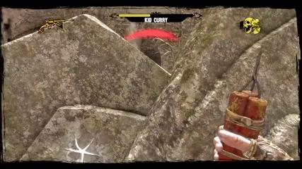 Call of Juarez Gunslinger - first gameplay on Hd7770