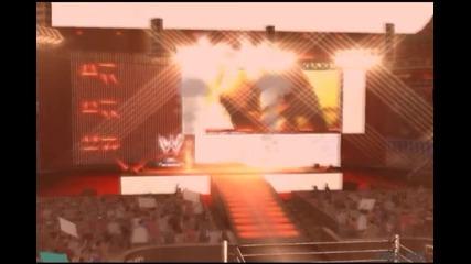 Raw vs Smackdown 2011 - Edge vs Kane Част1