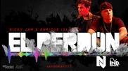New 2015 ! Nicky Jam & Enrique Iglesias - El Perdon ( Audio Oficial ) + Превод