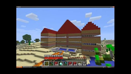 My Top 5 Houses In Minecraft