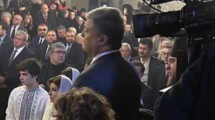 Turkey: Decree of autocephaly presented to head of Orthodox Church of Ukraine