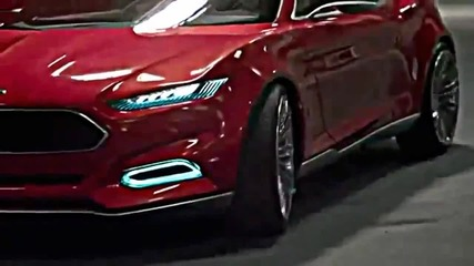 Ford Mustang Hibrid