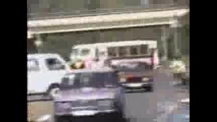Жена Оцелява След Удар От Кола