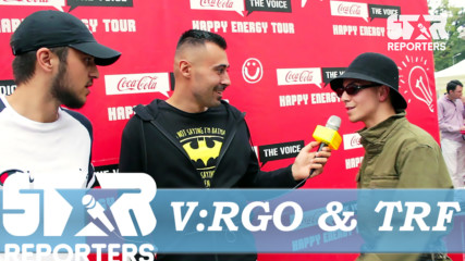 V:RGO & TRF - Бургаските звезди по пътя на успеха!