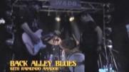 Vargas Blues Band - Back alley blues (con Raimundo amador) (Оfficial video)
