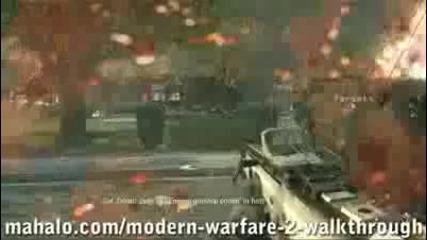 Call of Duty:modern Warfare 2 walkthrough 7