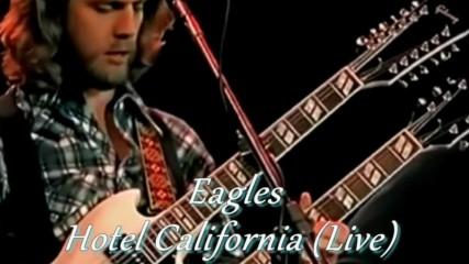 Eagles /// Hotel California Live