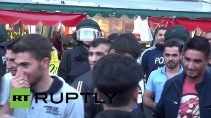 Germany: Turkish nationalists rally in Berlin against the PKK
