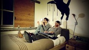 Chromeo performs ' Come Alive ' in bed ( Mymusicrx Bedstock 2014 )