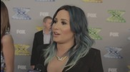 Demi Lovato Shuts Down her Former Tattoo Artist in the Nicest Way Possible