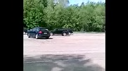 Bmw X6 Vs Porche Cayenne Turbo