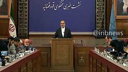Iran: Three foreigners detained on spying charges - spokesperson