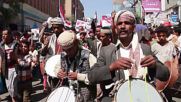 Yemen: Thousands celebrate 26 September Revolution national holiday in Taizz