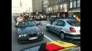 Смях! Германски фен се пребива жестоко