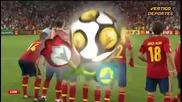 Испания се класира на Финал.. Португалия - Испания 2:4 след дузпи