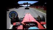 0-100 Км/ч - 2,6s F1 Ferrari Kers - Fernando Alonso