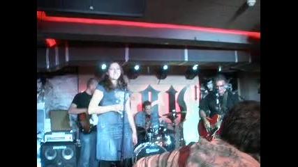 Бараби Блус Бенд - в Rockit - София - 07.11.2012