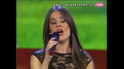 *превод* Mirjana Aleksic - Kad ja podjoh na Bembasu - Zvezde Granda 2010