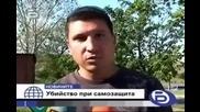 Убиха Калоян Рижата в Бургас