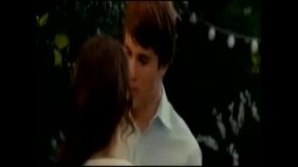 Selena Gomez and Hutch Dano - Kissing