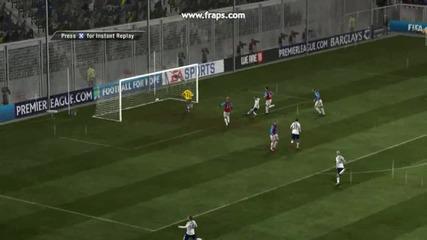 Fifa11 best goals vol.1