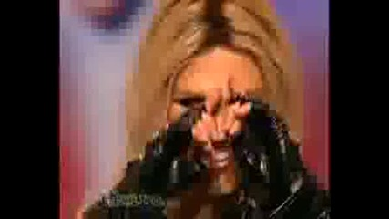 Britney Spears  - Americas Got Talent 2008