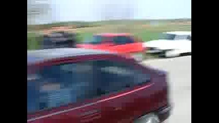 Vw Touareg V10 Tdi Vs. Opel Kadett Gsi 2.0