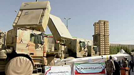 Iran: Rouhani unveils homegrown Bavar-373 air defence missile system