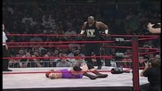 Slammiversary 2007: Team 3d vs. Rick Steiner and Road Warrior Animal