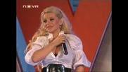 Lets duet Деси Слава -  Жънала дилбер Яна  LIVE